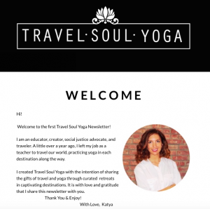travel soul yoga katherine warner